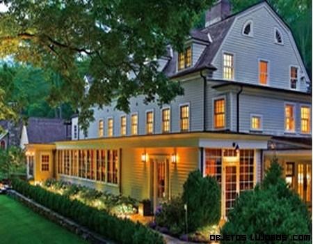 El hotel romántico de Richard Gere