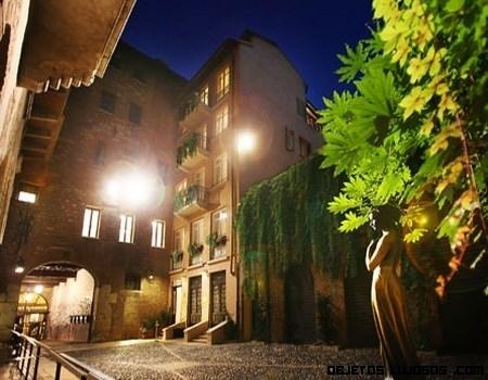 Uno de los hoteles más románticos