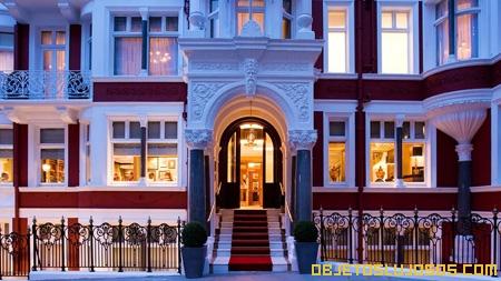Hotel elegante en Londres