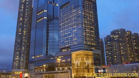 Hotel de lujo W Hong Kong