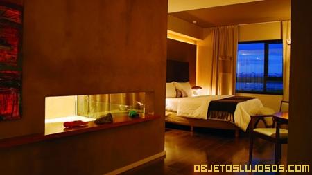 Hotel de lujo en La Patagonia