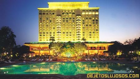 Hotel de lujo en la India TAJ MAHAL