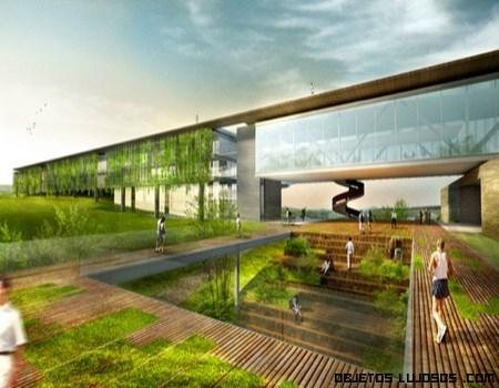Nuevo hotel ecológico en Brasil