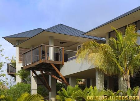 Hotel de lujo en Seychelles