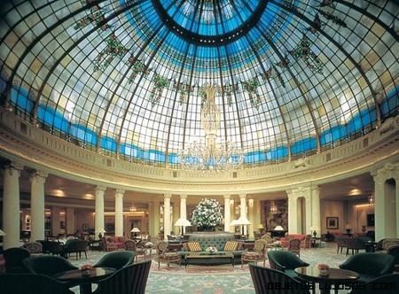 The westin palace madrid for Hoteles de lujo modernos