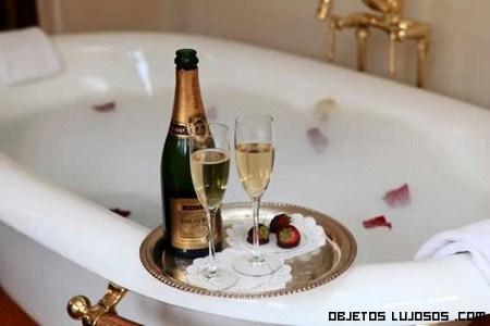 Champagne más caro