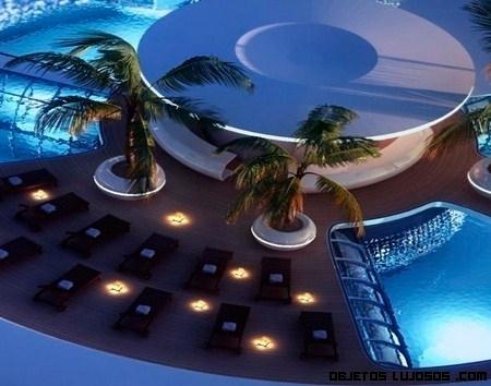 Primer hotel submarino en dubai for Hotel bajo el agua precio