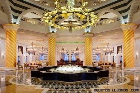 Un Resort de lujo en Dubai