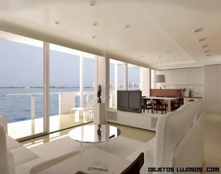 Apartamento de lujo en la Costa Brava
