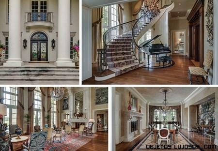 Casas de famosos casas de lujo mansiones de famosos y - Casas de famosos por dentro ...