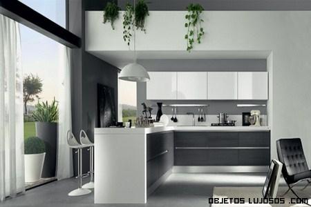 Interiores de casas minimalistas de lujo for Casa minimalista interior blanco