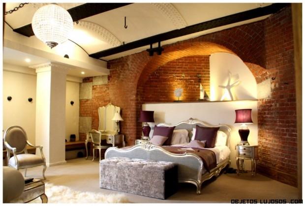 habitaciones con decoración clásica