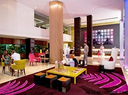 Interiores de hoteles lujosos - Interiores de lujo ...