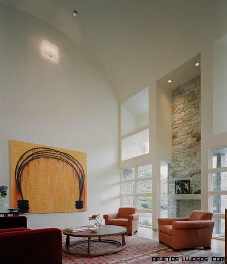 Casa de piedra en Maryland