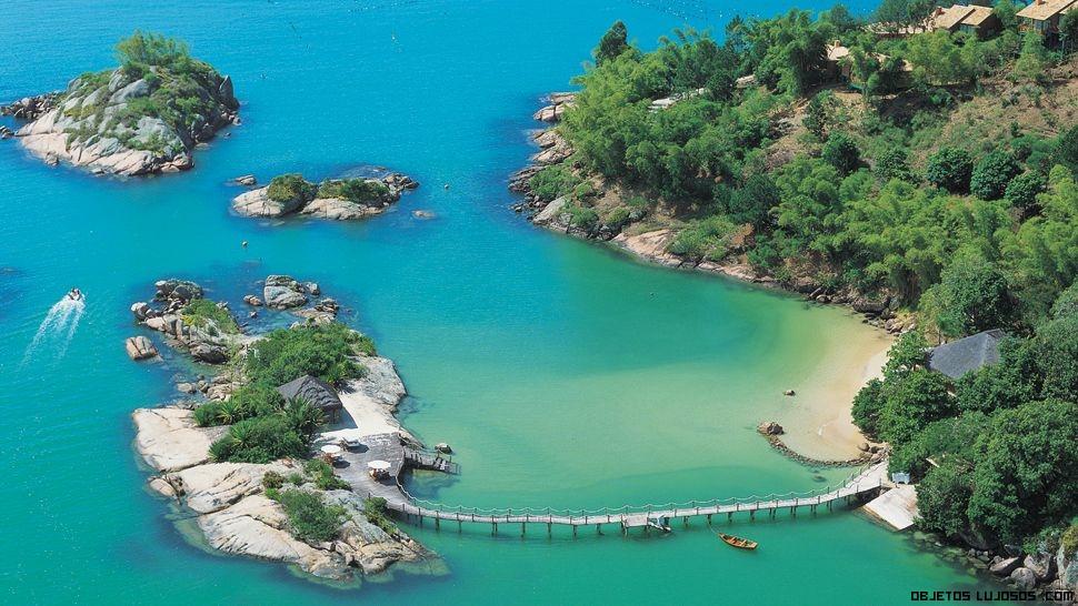 islas de famosos