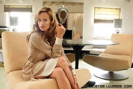 Jade Jagger, un talento de lujo