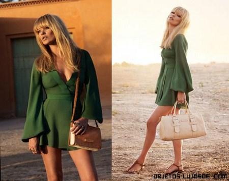 Kate Moss y sus bolsos de lujo