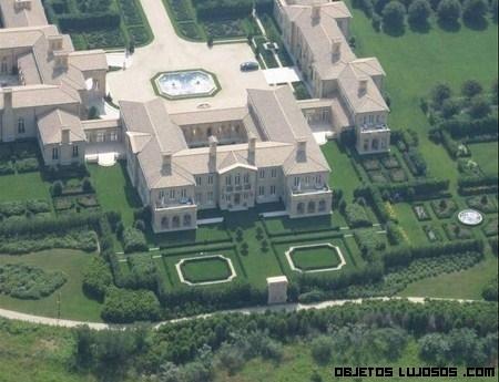 La casa más grande de Estados Unidos