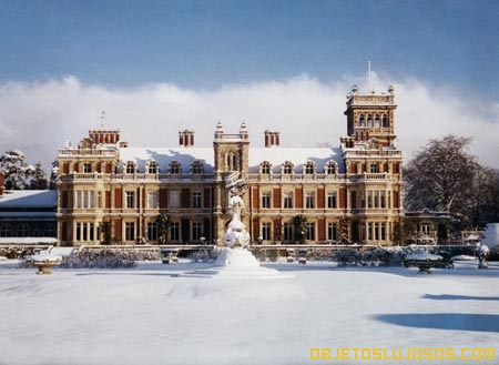 Lujoso Palacio en Inglaterra