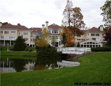 La mansión de 50 Cent