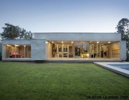Casa Fioretti de A4 estudio