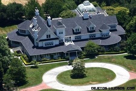 La mansión de George Lucas