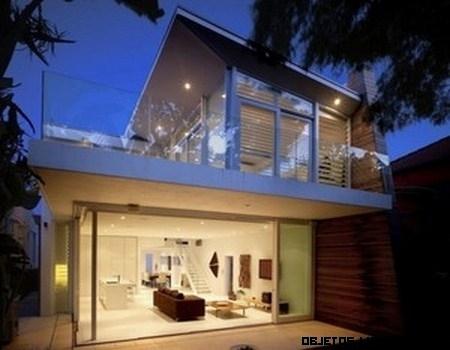 Casa Kerr situada en Australia