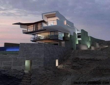 Lefevre House, sin miedo a las alturas
