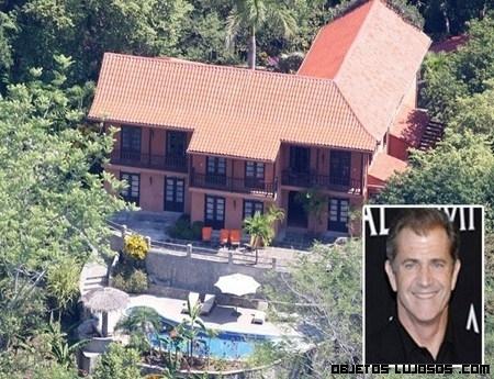 Mansión de Mel Gibson en Costa Rica