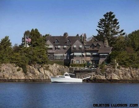 Wildacre, una mansión en Rhode Island