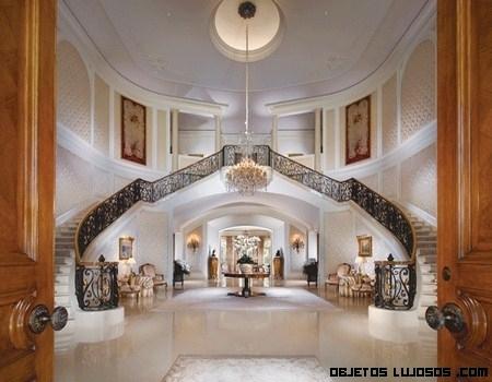 La mansión de Aaron Spelling