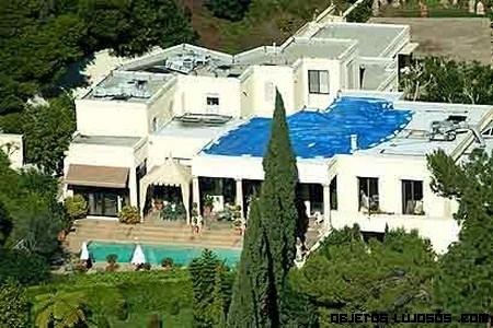 La casa de Cameron Díaz