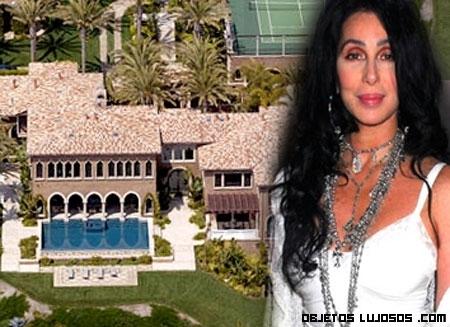 Mansión de Cher en California