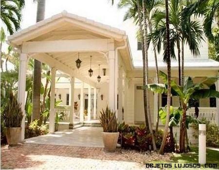 Gloria estefan alquila una de sus mansiones - Villa de luxe etats unis ...