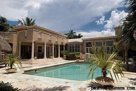 Mansión de Shakira en Miami