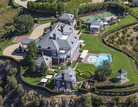 La mansión de Wayne Gretzky
