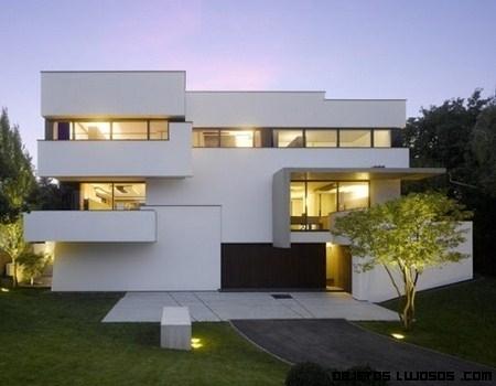 Residencia Strauss, un lujo muy moderno