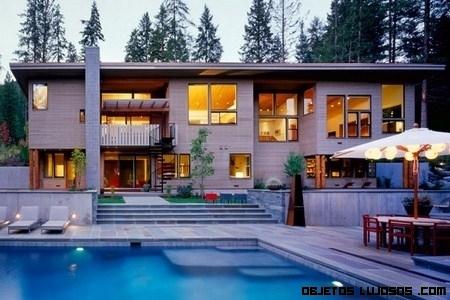Grand Creek Residence en Montana
