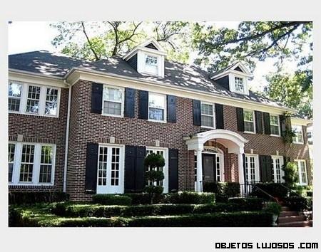 La mansión de Solo en casa ...a la venta
