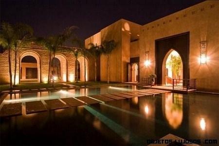 Mansión en Marrakech