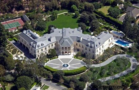 Las mansiones más lujosas