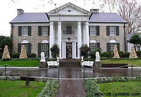 jardines elegantes de famosos