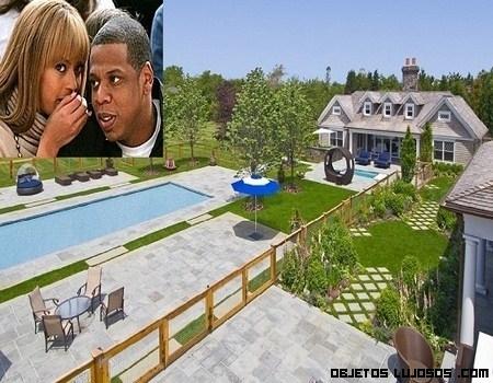 Mansión de vacaciones de Beyoncé