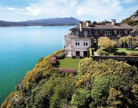 Mansiones con vistas de lujo