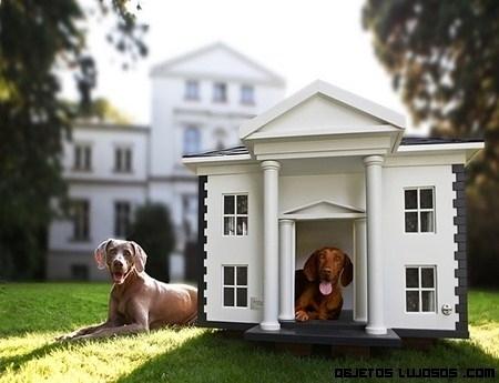Mansiones de lujo para perros