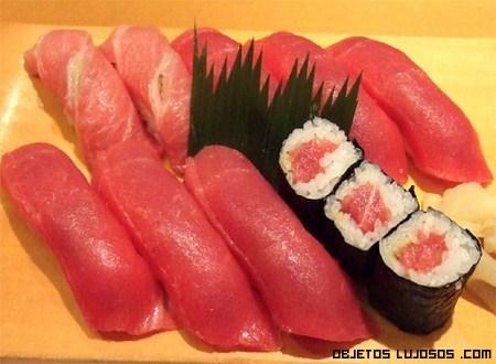 Atún rojo, un pez de lujo