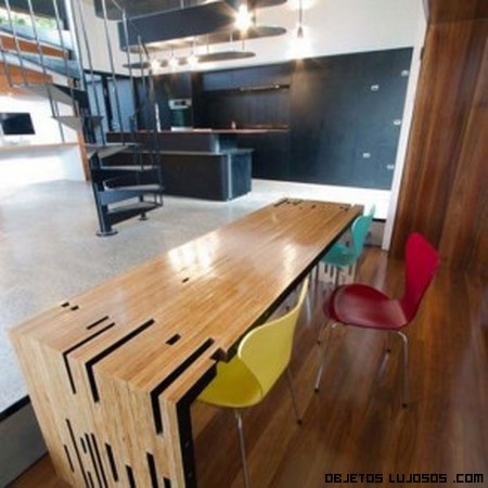 muebles sencillos en madera