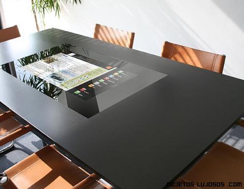 mesas para despachos de lujo