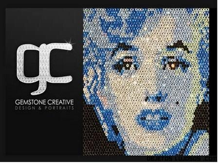 Mosaicos Gemstone Creative, una decoración de lujo
