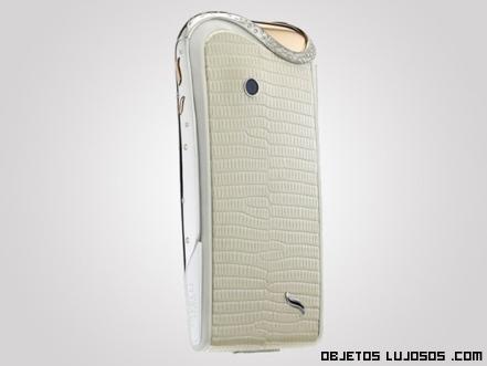 móviles de lujo en blanco
